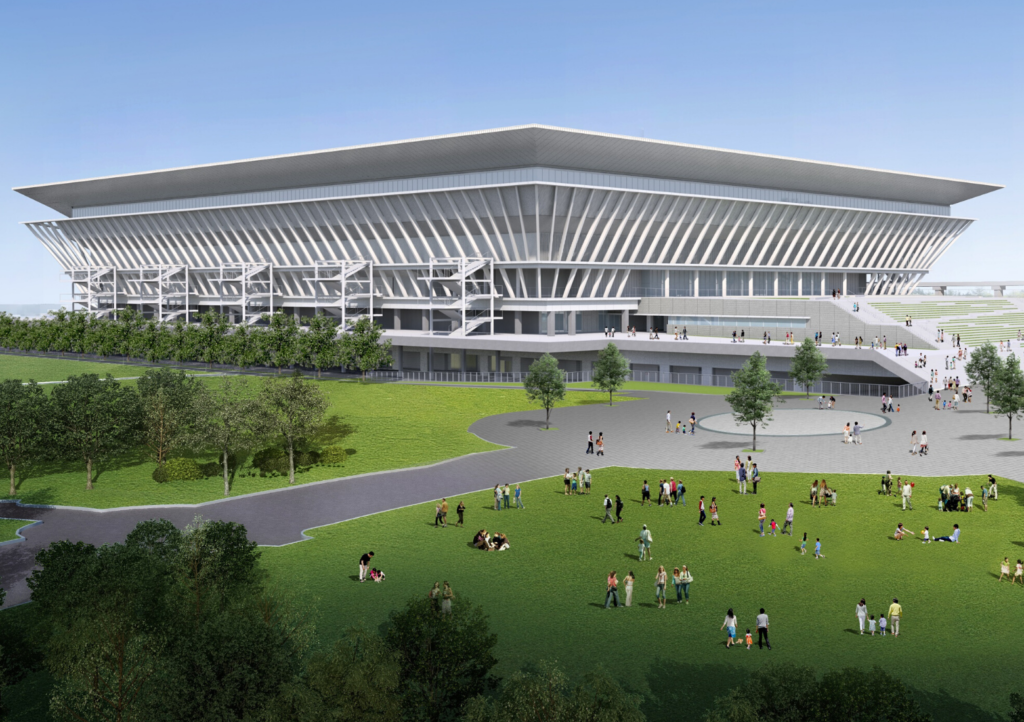 Auf diese olympischen Sportstätten in Tokio kann sich jeder Gast freuen