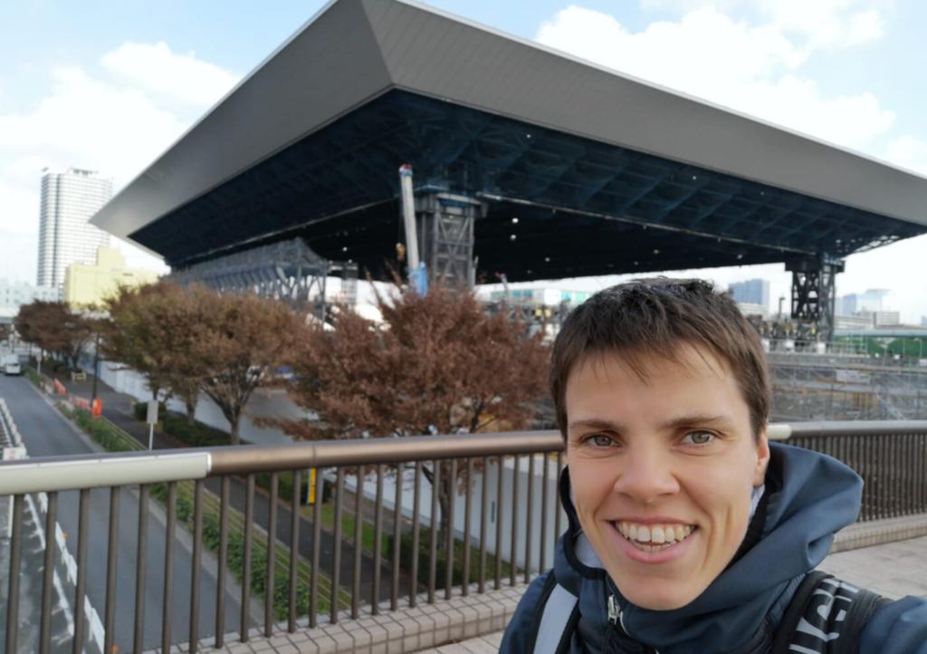 Was Franziska Hentke so sehr an Tokio begeistert
