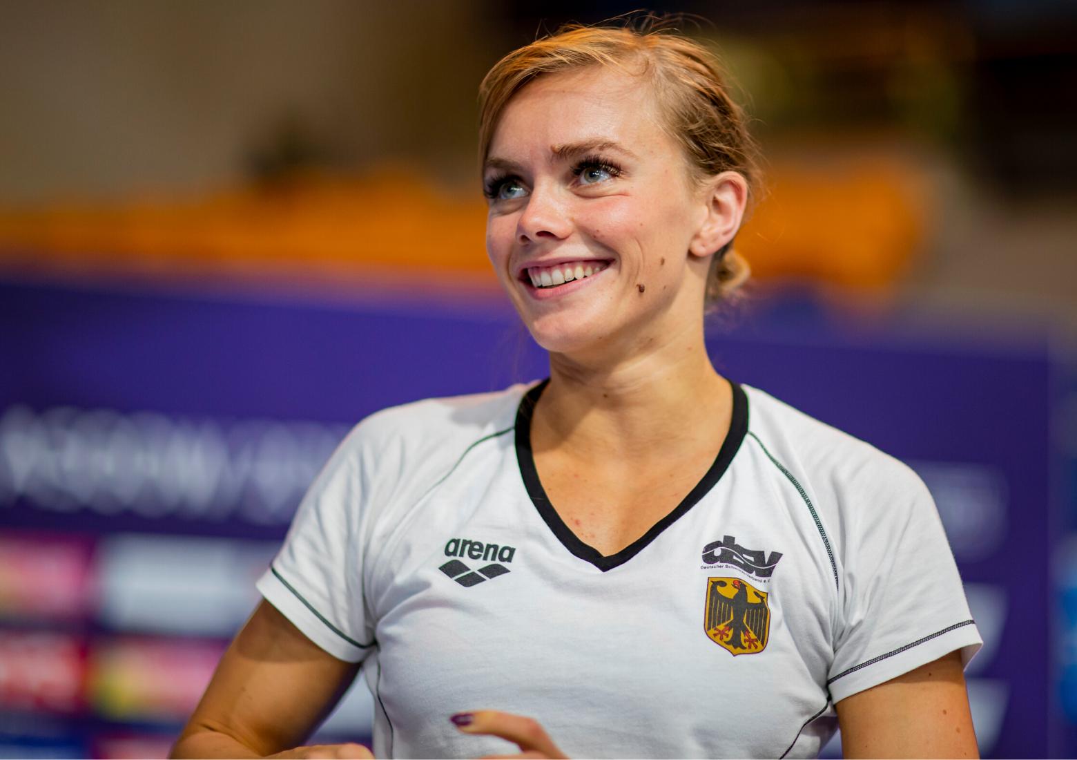 """Jessica Steiger: """"Für Olympia verschiebe ich sogar meine Hochzeit"""""""