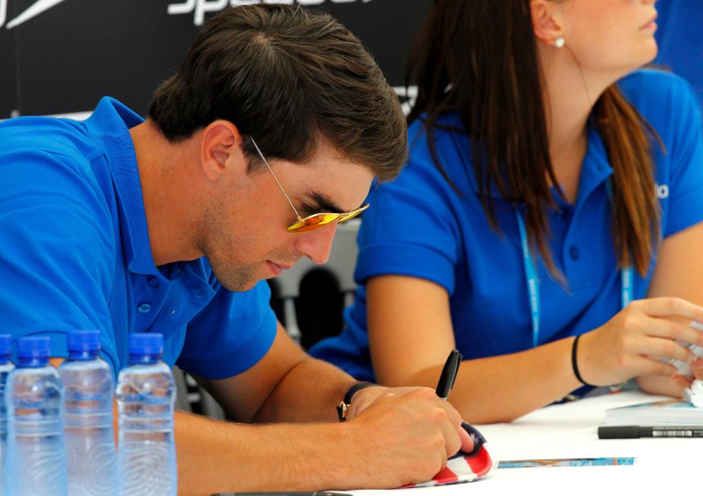 Michael Phelps empfiehlt mentales Coaching nach Olympia-Verschiebung