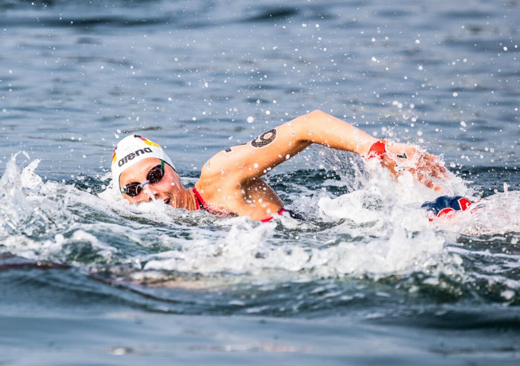 FINA ernennt Leonie Beck zur Weltcup-Gesamtsiegerin 2020