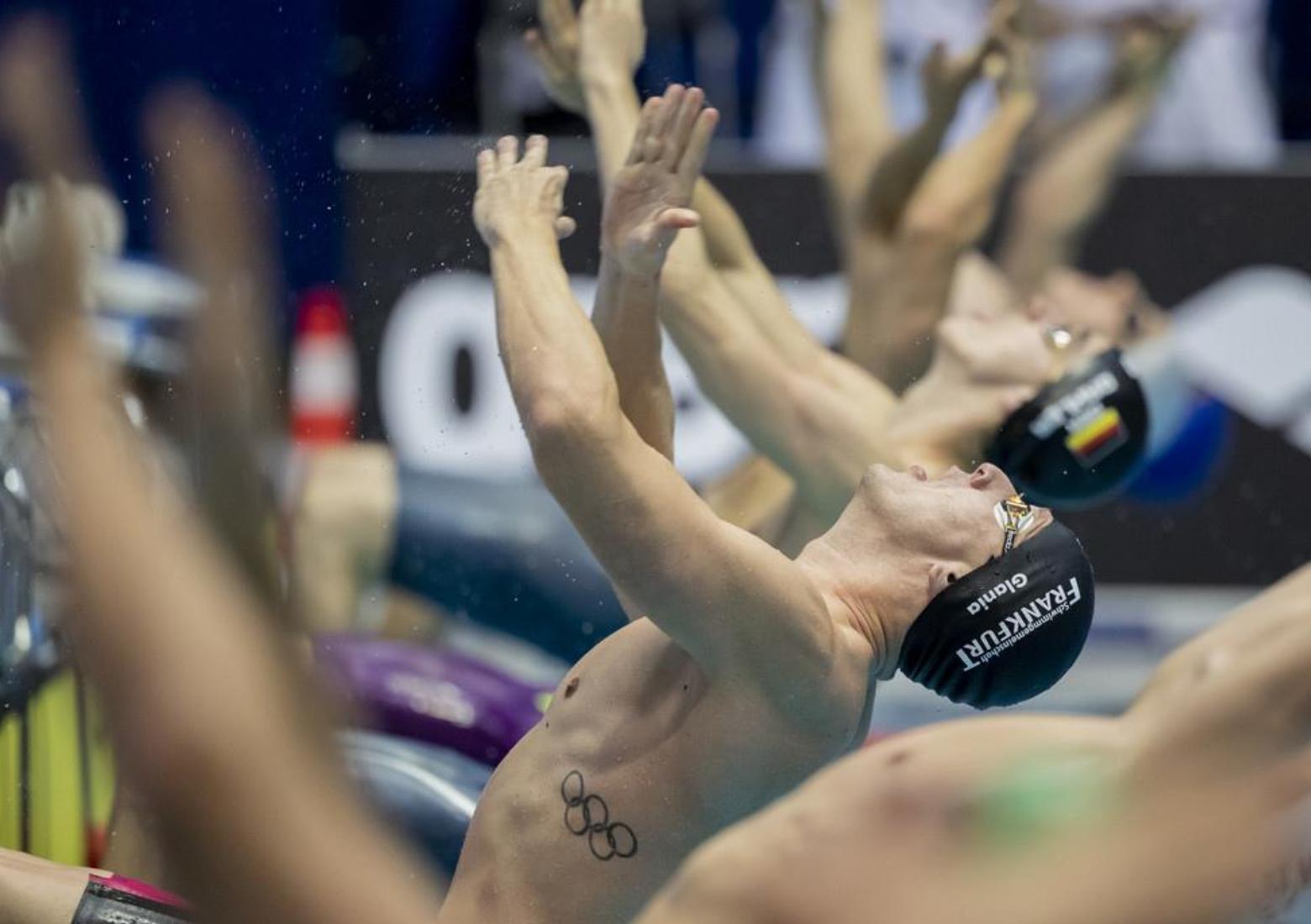 """""""Glaniator"""" beendet überraschend Schwimmerkarriere"""