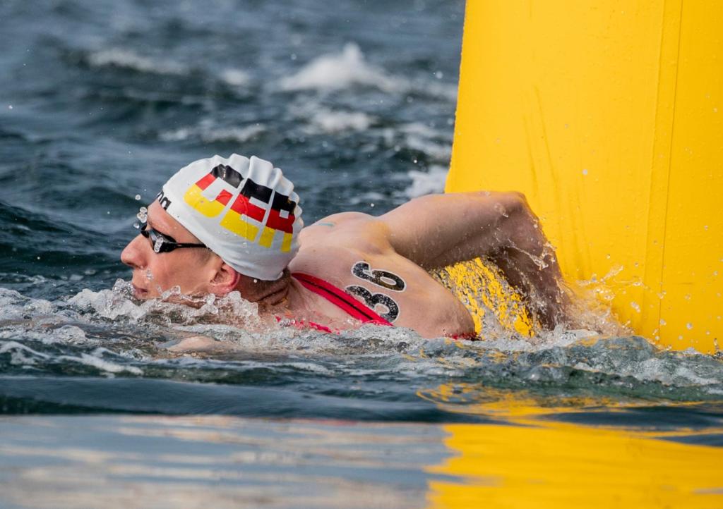 Wellbrocks Olympiasaison startet an der Aggertalsperre
