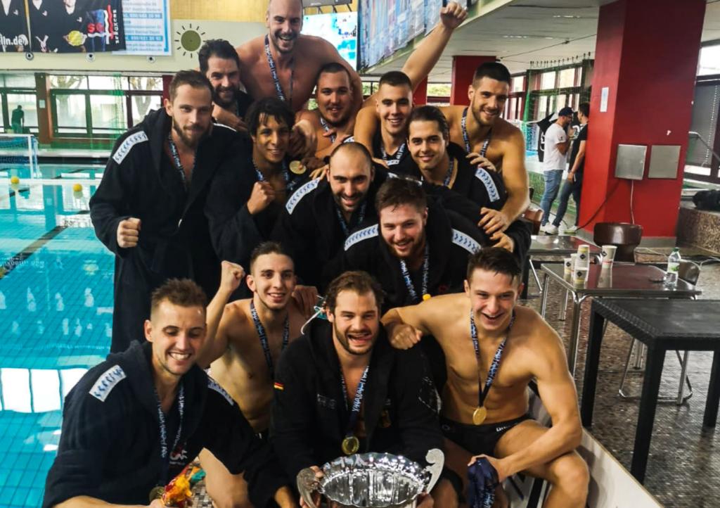 Spandau gewinnt Pokalfinale gegen Meister Waspo