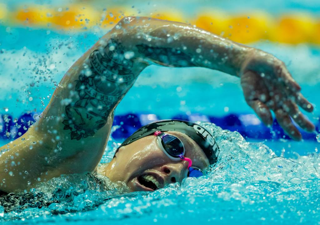 IOC-Stipendium für Sarah Köhler
