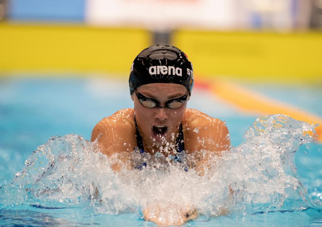Jessica Steiger startet mit Siegen in Genf ins Olympiajahr
