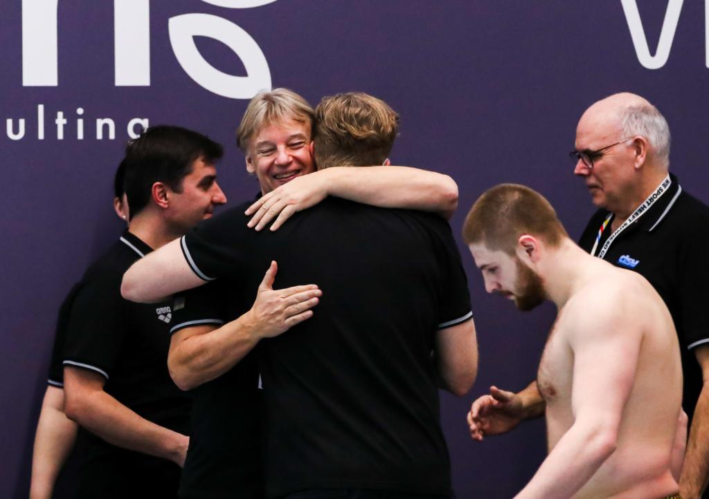 Hagen Stamms Karriere als Bundestrainer endet ohne Sieg - aber mit Stolz