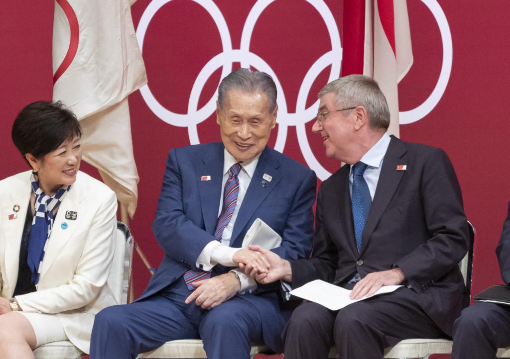 Wegen Frauenfeindlichkeit: Tokios OK-Chef tritt zurück