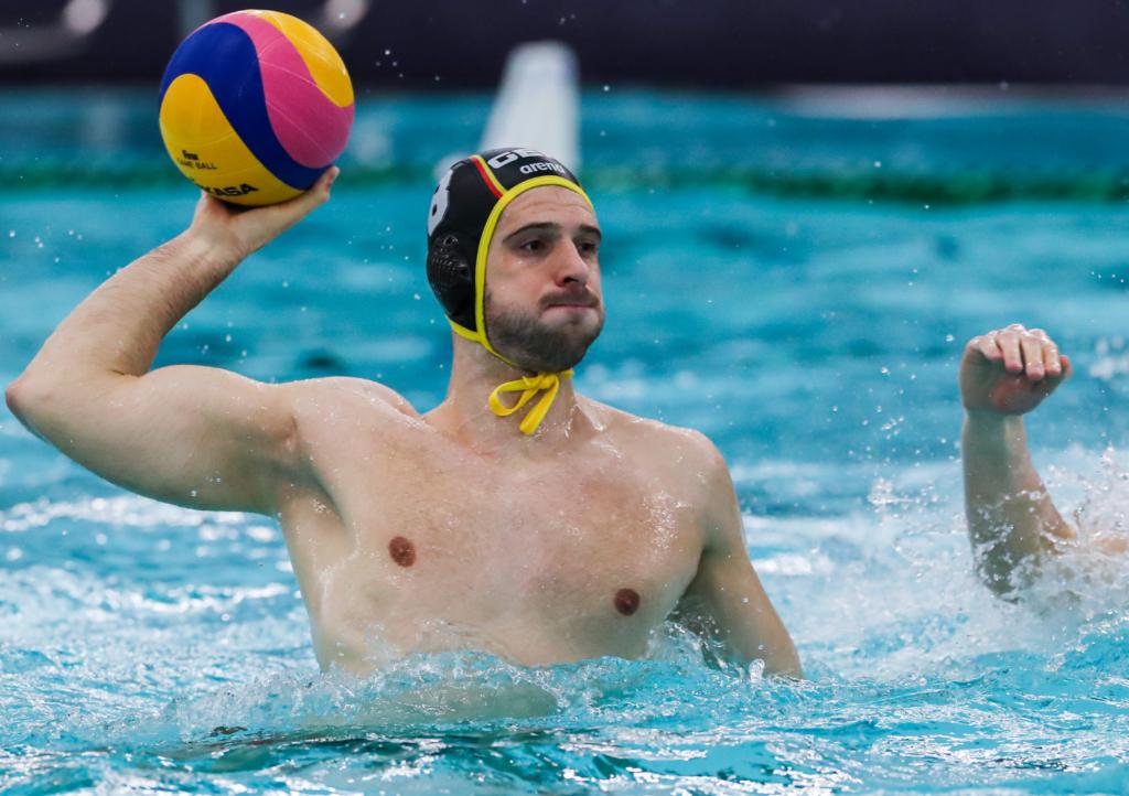 Deutsche Wasserballer ohne Wurfglück gegen Russland