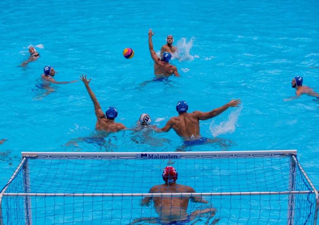 Das DSV-Team trainiert mit Hannover statt Brasilien