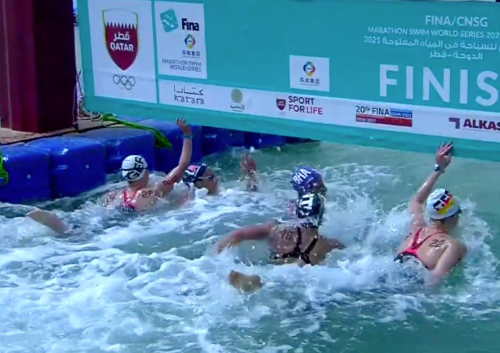 Lea Boy glänzt mit Bronze beim Weltcup in Doha