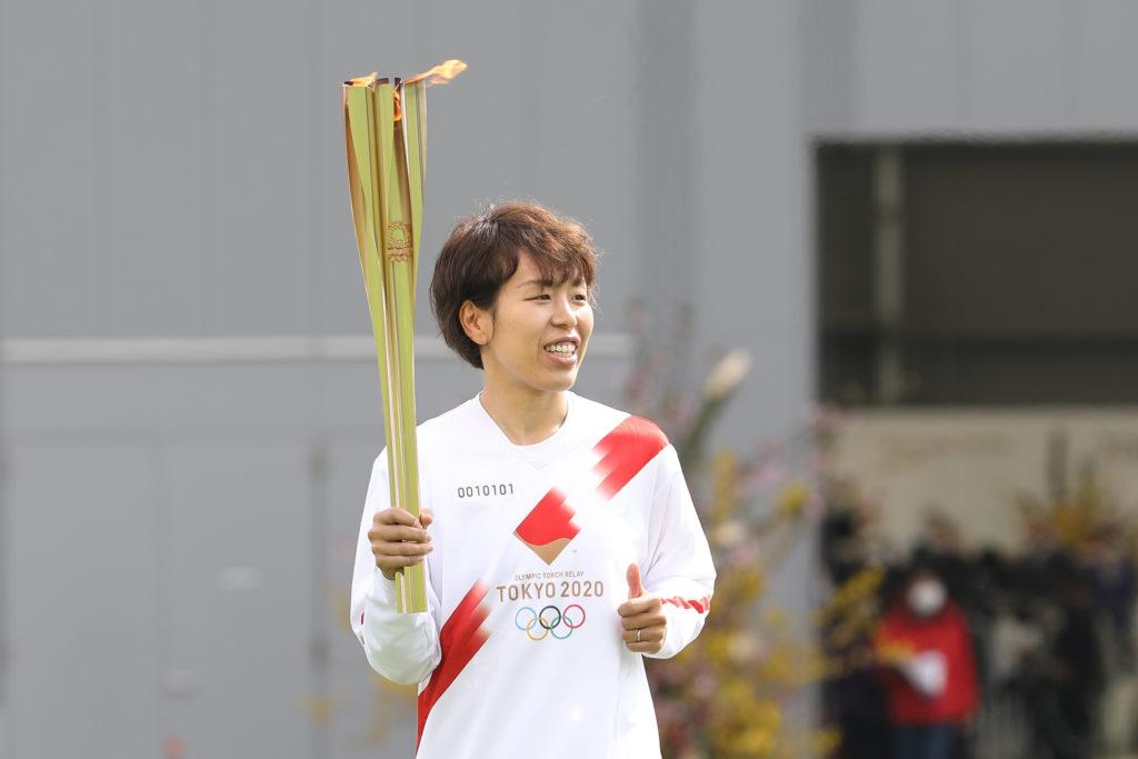 Olympischer Fackellauf startet in Fukushima