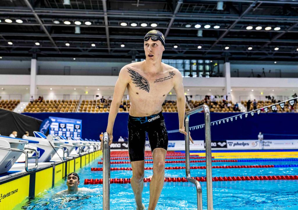 Olympiaqualifikation endet mit Wellbrocks zweiter Weltbestleistung