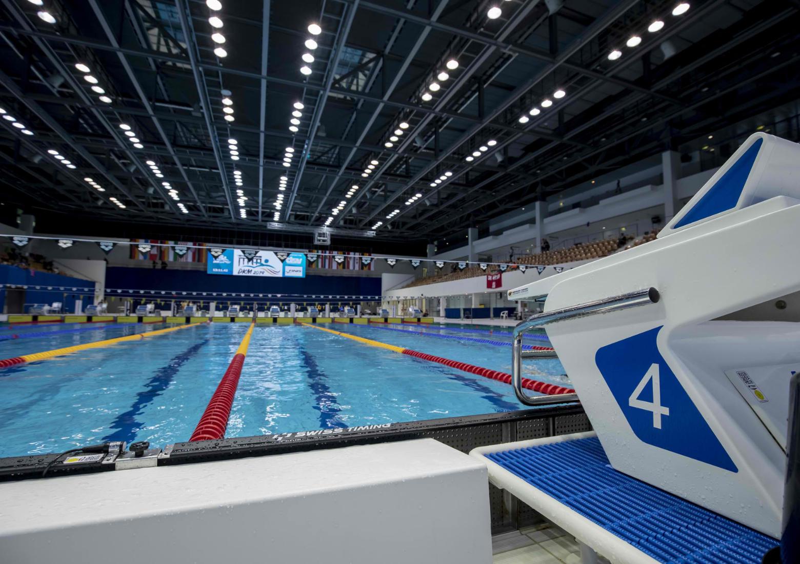 DSV Olympiaqualifikation Beckenschwimmen im Livestream ansehen