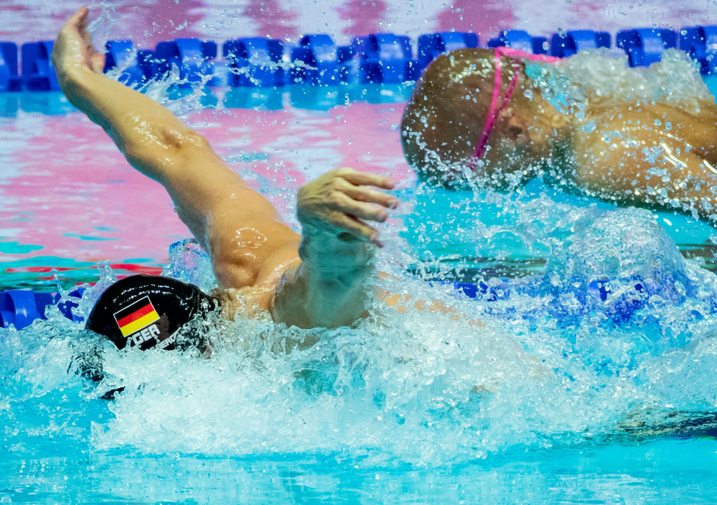 Starkes Feld beim Start der Olympiaqualifikation in Heidelberg