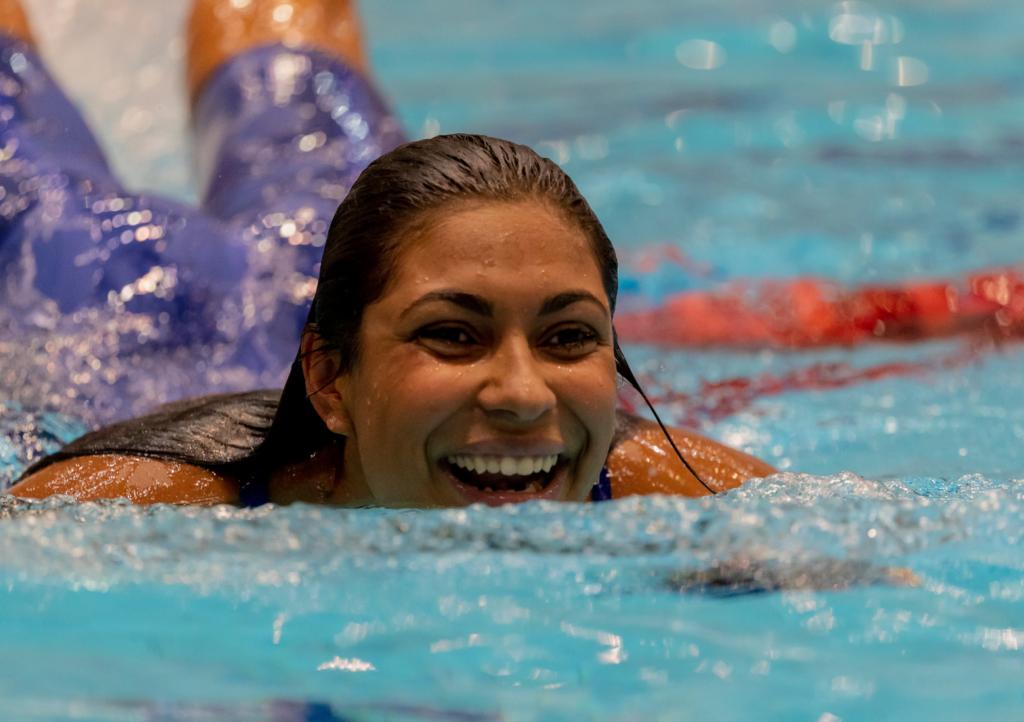 Zweiter Deutscher Rekord für Anna Elendt