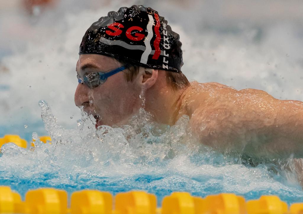 Das sind die Deutschen Meister*innen im Schwimmen 2021