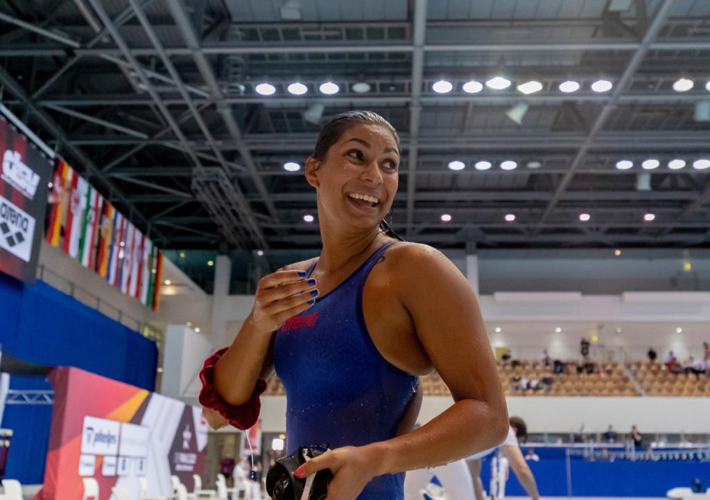 Anna Elendt krönt Titelgewinn mit deutschem Rekord