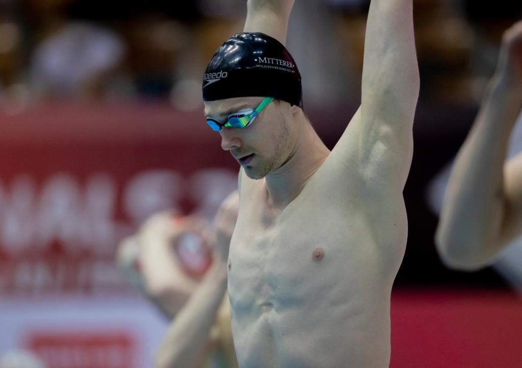 Olympiastarter Mühlleitner mit Topleistung zum Titel