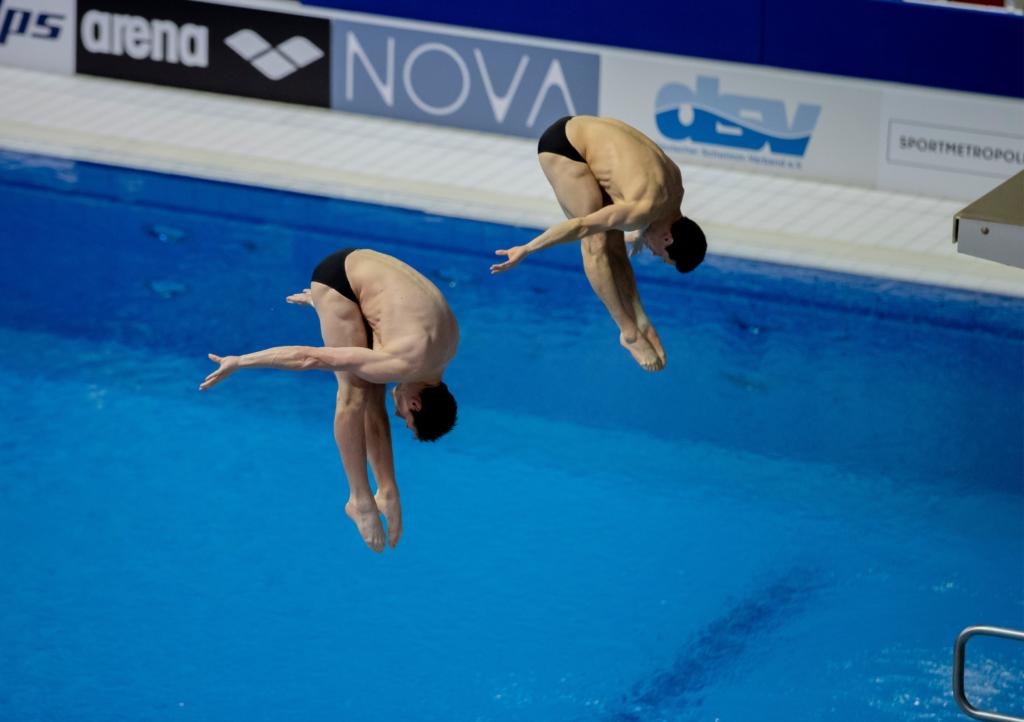 DOSB nominiert acht Wasserspringer*innen für Team Deutschland