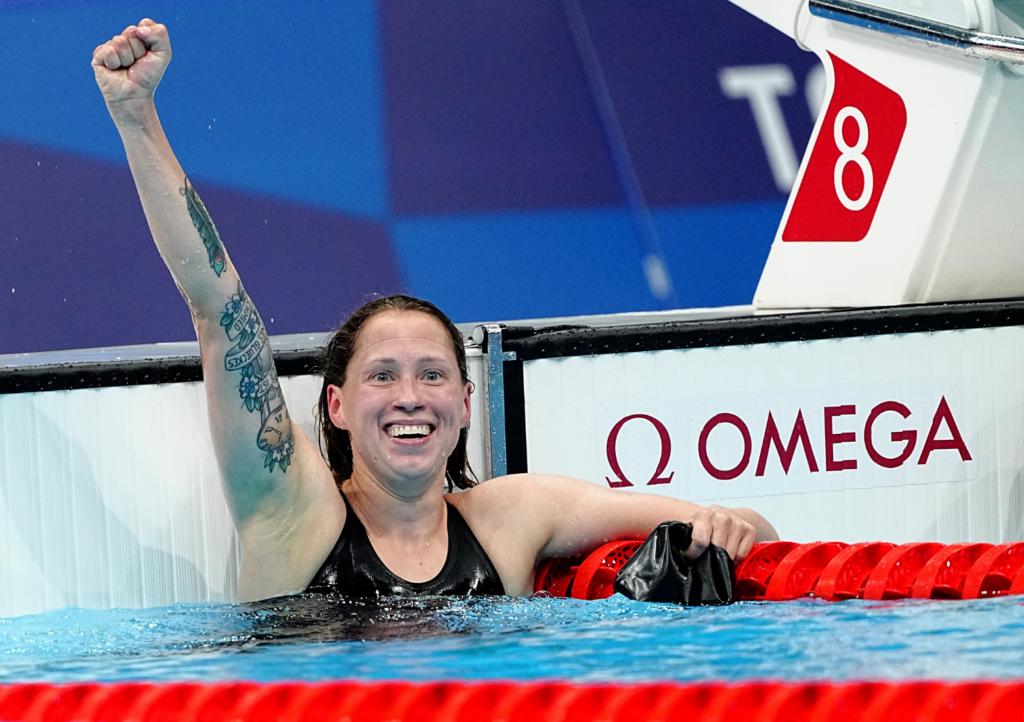 Sarah Köhler holt Bronze über 1500m