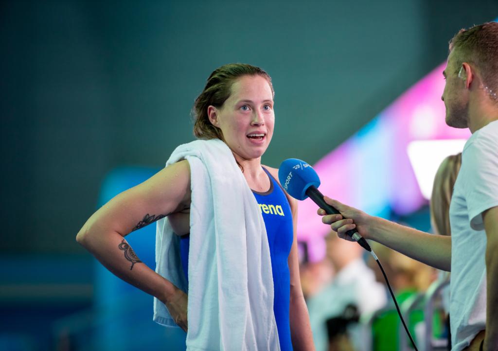 TV und Stream: So sieht man alle Schwimm-Rennen live