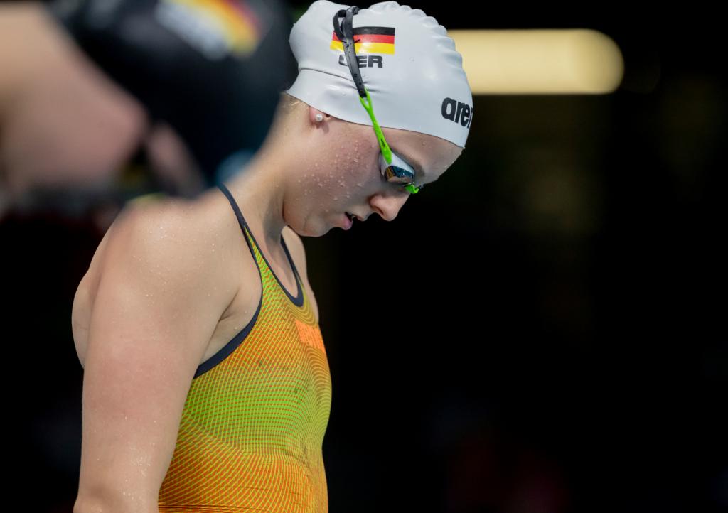 Isabel Gose mit Platz sechs im Olympia-Finale