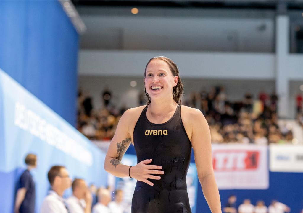 Sarah Köhler zieht ins 1500m-Finale ein