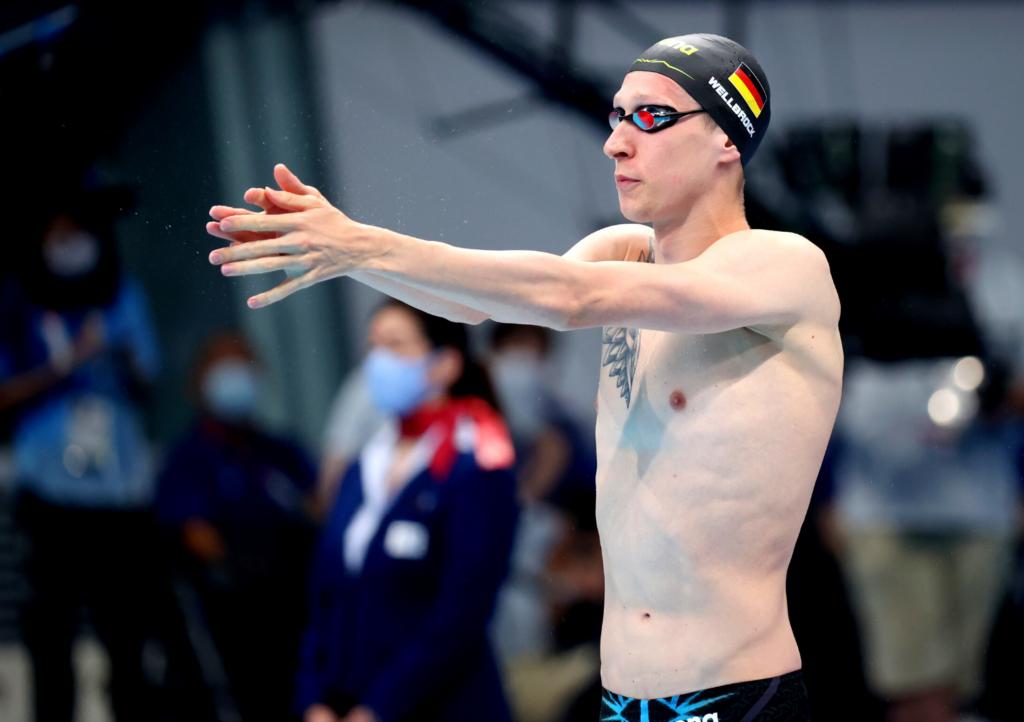 Florian Wellbrock erreicht 1500m-Finale als Drittschnellster