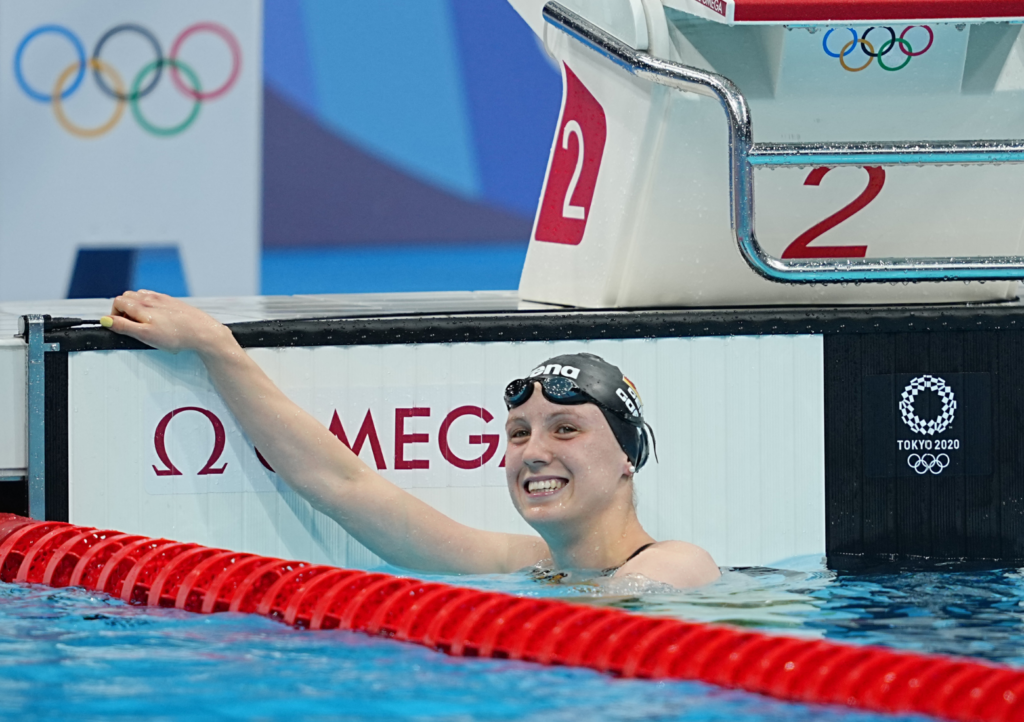 Isabel Gose rauscht mit deutschem Rekord ins Finale