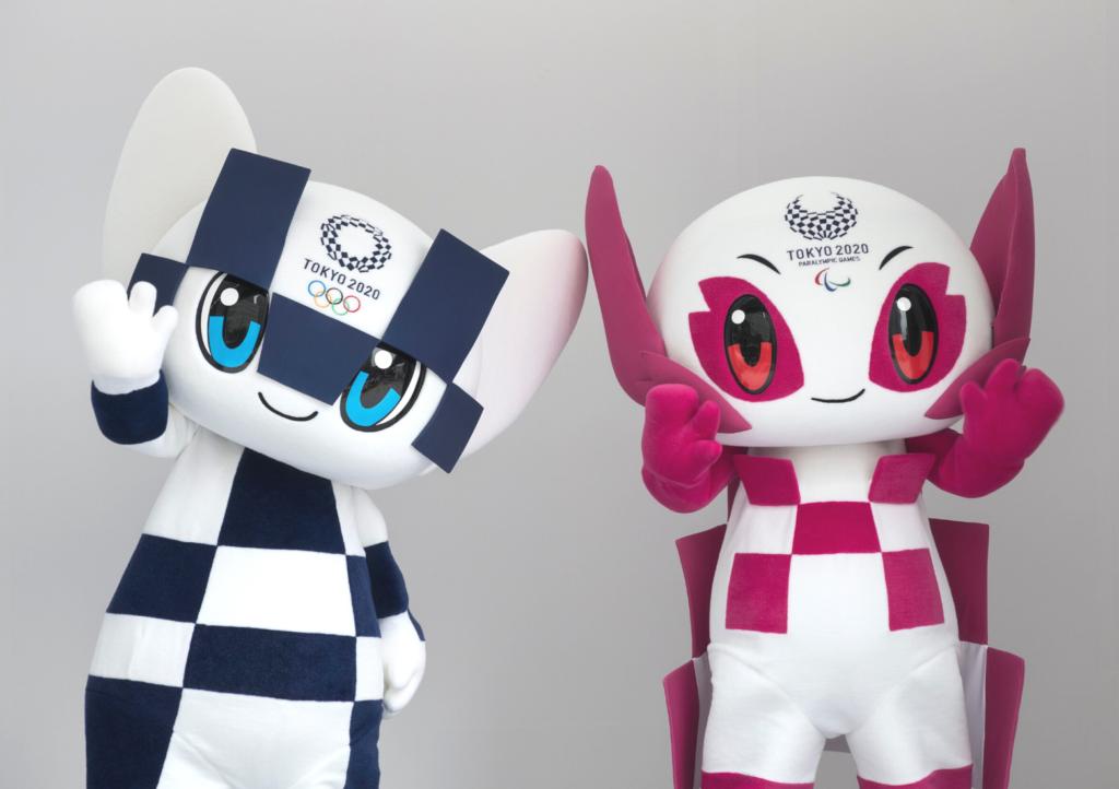 Das sind die Olympia-Maskottchen in Tokio