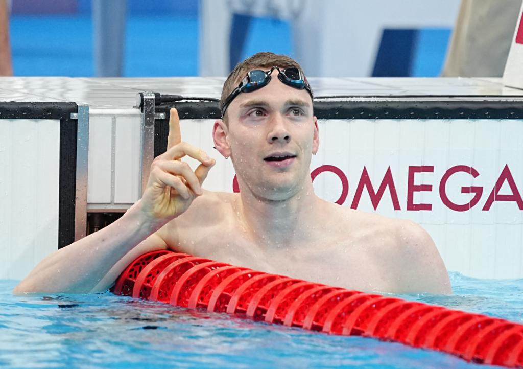Paukenschlag von Henning Mühlleitner beim Olympiaauftakt