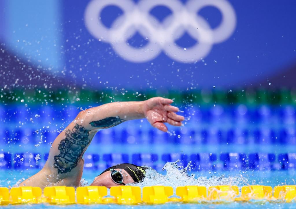 Sarah Köhler zieht überzeugend ins 800m-Finale ein