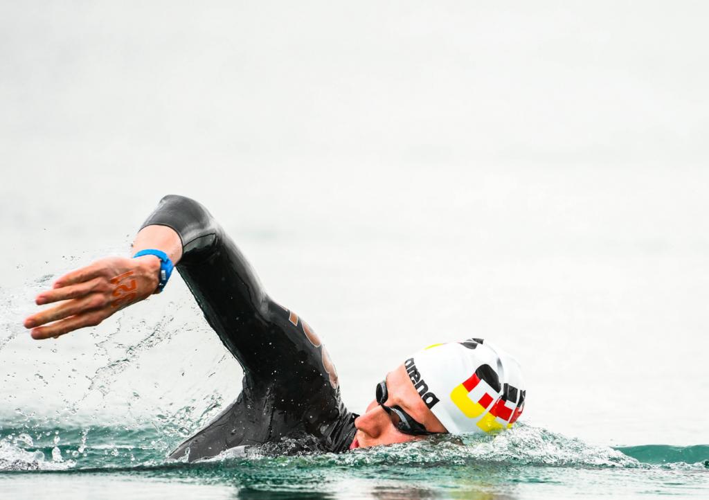 Florian Wellbrock wird Olympiasieger über 10km