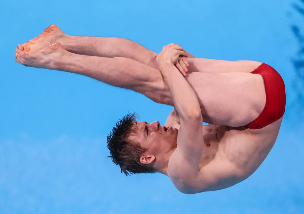 Martin Wolfram zieht sicher ins olympische Halbfinale ein
