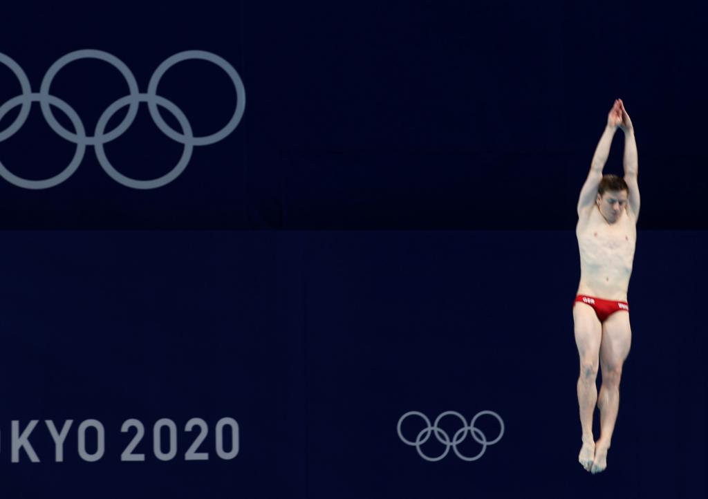 Martin Wolfram steht im olympischen Finale