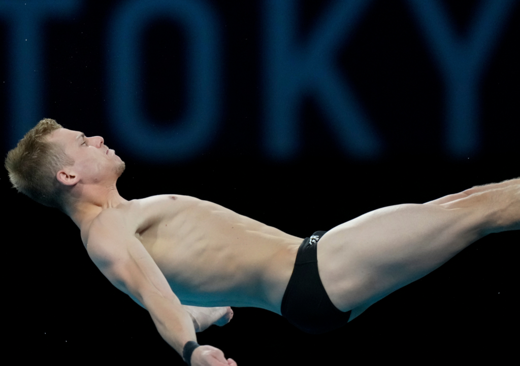 Turmspringer Timo Barthel bei Olympiapremiere auf Rang 17